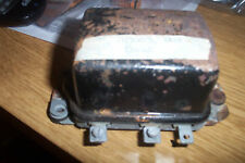 ORIGINAL DELCO-REMY VOLTAGE REGULATOR MANY APPLICATIONS 1953-62 #1119003