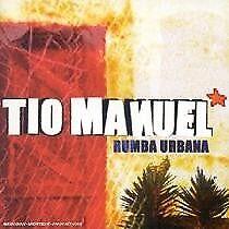 Tio Manuel - Rumba urbana (CD)