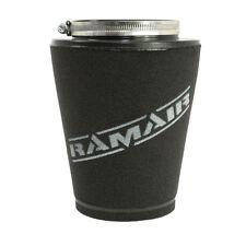 Ramair Universal 80mm Neck Foam Cone Induction Car Intake Kit Air Filter