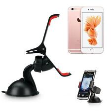 Universal Adjusted Car Windshield Mount Holder For iPhone 5S 6S/6 Plus Phone GPS