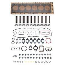 Cylinder Head Studs & Gasket Set For 07.5-16 Dodge Ram 6.7 6.7L Cummins Diesel