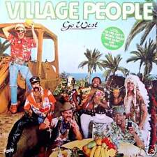 VILLAGE PEOPLE Go West 33 Tours . Français . Barclay