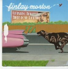 (EB755) Finlay Marton, Chasing The American Dream - DJ CD