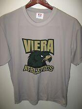 Viera Florida USA Hawks High School Athletic Polyester Sports Team T Shirt Large
