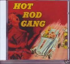 V.A. - HOT ROD GANG - Buffalo Bop 55005  Rock CD