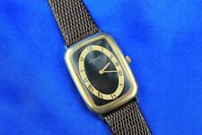 Jaeger LeCoultre Fancy Square Case 14K Yellow Gold Manual Wind Watch Ref: 9046