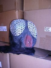 "Don Post Studios ""The Fly"" latex head mask 2nd version"