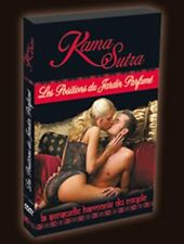 DVD * KAMA SUTRA * POSITIONS / AMOUR / HARMONIE / SENSUALITÉ neuf sous blister