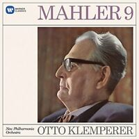 Otto Klemperer - Mahler: Symphony No. 9 [CD]