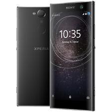 SONY Xperia XA2, Smartphone, 32 GB, 5.2 Zoll, Black, Dual SIM
