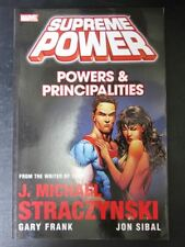 Supreme Power Powers and Principalities - Marvel - Graphic Softback # 15D2