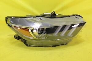 ✈️ 15 16 17 Ford Mustang Right RH Passenger Headlight OEM (Xenon) *1 TAB DMG*