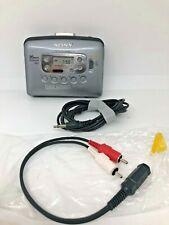 Sony Walkman Am/Fm Wm-Fx425 Cassette Player Cables - Cassette Doesn'T Work