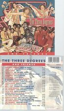 CD--THE THREE DEGREES--AND FRIENDS+EXTRA CD | IMPORT