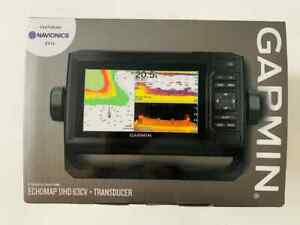 Garmin ECHOMAP UHD 63cv TM Transducer - 010-02330-01 NEW in BOX