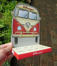 German Volkswagen FRONT VW SAMBA Bus Transporter - Sealed Dealer Display - RARE