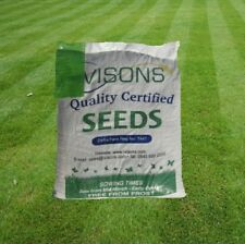 5kg PREMIUM HARD-WEARING TOUGH LAWN GRASS SEED DEFRA CERTIFIED IVISONS SEEDS