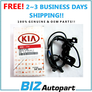 GENUINE ! ABS SENSOR FRONT LEFT for KIA 14-18 FORTE 14-16 F.KUOP OE# 59810-A7300