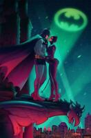 Batman Catwoman #1 Variant by Jen Bartel Pre-Order 12/1