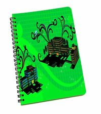 120 Page City Printed Notebook Wire Bound Paper Sheet A5 Sheet Diary School