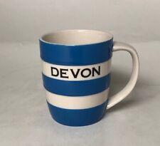 Cornish Blue 12oz Mug by T.g.green Cornishware