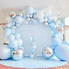 Blue Balloons+Balloon Arch Kit Set Party Baloons Wedding Garland Blue Decora AU