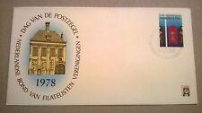 Dag van de postzegel 1978 - blanco en open klep