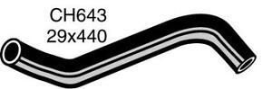 Mackay Radiator Hose (Bottom) CH643 fits Triumph 2500 S, TC