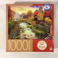 David MacLean Premium Puzzle Homestead 1000 Pieces 20 x 27 New Sealed