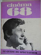 Cinéma 68 n°127- 1968 : Cannes - Rob Steiger - Hyères