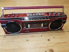 FISHER PH855L 4BAND STEREO RADIO CASSETT RECORDER KASSETTENREKORDER GHETTOBLASTE