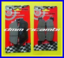 4 pastiglie Brembo 07065 Anteriori Posteriori Yamaha 250 X-max 06 09
