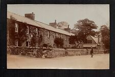 Lesbury near Alnwick - Viilage Scene - real photographic postcard