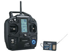New Futaba 4GRS 4 Channel T-FHSS TFHSS Telemetry Radio System FUTK4220