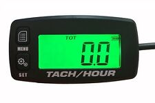Waterproof Tachometer Hour Meter RPM STIHL Husqvarna, Poulan CHAIN SAW - Service