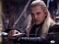 Orlando Bloom SIGNED 11x14 Photo Legolas Lord of the Rings PSA/DNA AUTOGRAPHED
