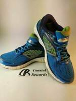 New Balance Mens Running Shoes Blue Green M860BY7 Mesh Lace Up Low Top 9.5