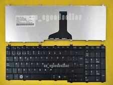 For TOSHIBA Satellite C650 C650D C655 C655D C660 Keyboard Spanish Teclado Black
