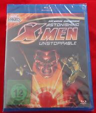 Astonishing X-Men: Unstoppable von Marvel Knights - Anime Blu-Ray - 2012 - NEU