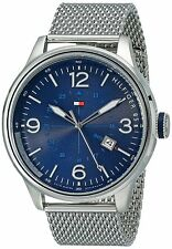 Tommy Hilfiger Stainless Steel Mens Watch 1791106