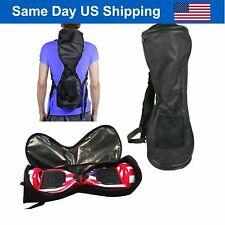 Scooter Carrying Backpack Electric Skate Board Balancing Storage Bag Mesh Pocket