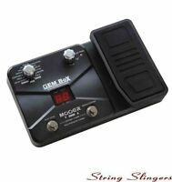 Mooer Gem Box Guitar Multi-Effects Processor with Expression Pedal