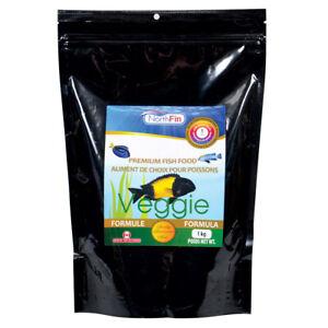 RA Veggie Formula - 1 mm Sinking Pellets - 1 kg