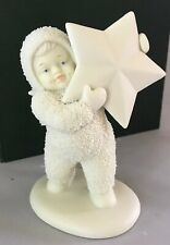Dept 56 Snowbabies - I Found The Biggest Star Of All -MINT in Box