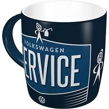DECO : COFFEE MUG - TASSE A CAFE VW VOLKSWAGEN SERVICE & REPAIRS