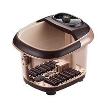 POKAR Wasserfuß-Massagegerät Wassermassagegerät für füße 500w + 12 rollen