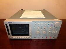 Tektronix Awg710 2 Ghz 4 Gss 16 Mb Arbitrary Waveform Generator Calibrated
