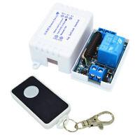 433Mhz Wireless Remote Control Switch 5V/12V/24V Relay Module DIY 15-50M