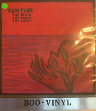 Gun Club vinyl LP album record The Birth The Death The Ghost UK ABCLP1 A1B1 Ex