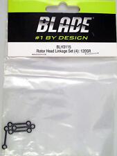 E-Flite BLH3115 Blade Rotor Head Linkage Set (4) 120SR modellismo